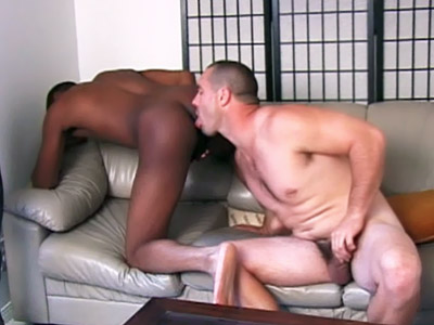 Gay Ebony Studs : Black Gay Goes Bottom!