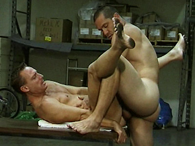 Gay Big Dick : Paul Carrigan homosex Ass Spreading!
