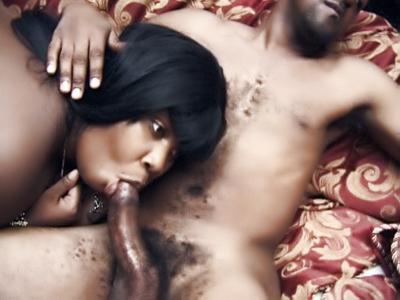 BBW Tits : Ebony bbw dp sexy!