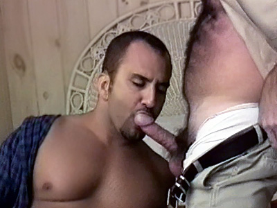 Gay Bears Hairy : hairy men Threesome!