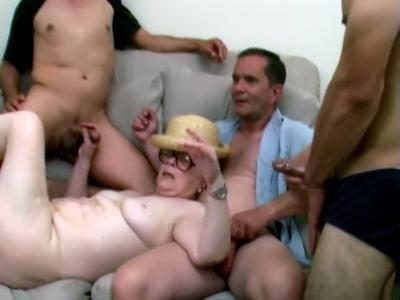 Kinky granny orgy where logic?
