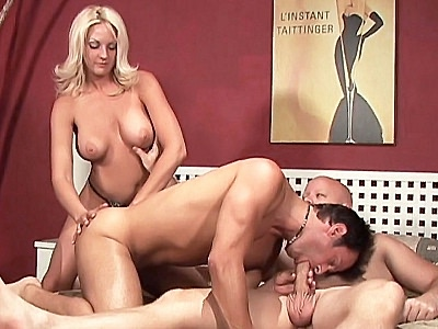 Bisexual porno video clips, bisex mmf fucking.