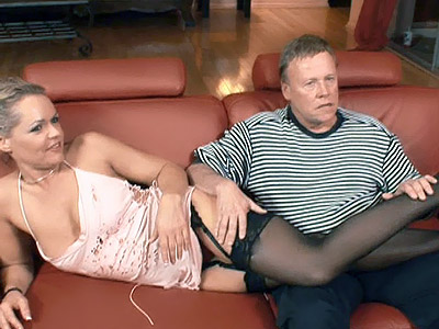Watch My Wife : old wfie Pounded Hard!