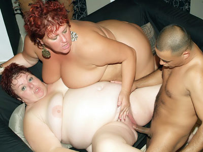 BBW Tits : heavy bbw Cooter!