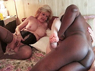 Grandma Interracial Movies 13
