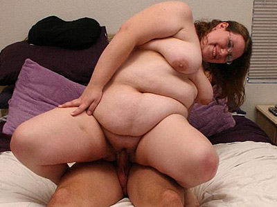 Pussy jousted bbw. Geeky fatty pierced deep in the twat with cock. Click here for more photos!