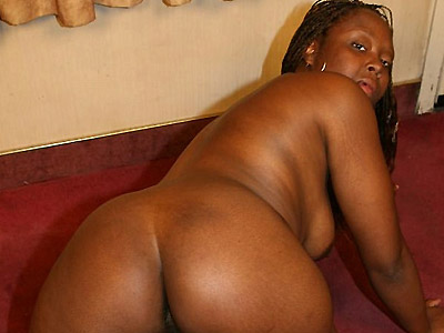 Tasha ebony ass tease. Thick and exciting ebony Tasha stripping off to flaunt her massive bum and boobs. Click here to view this gallery.