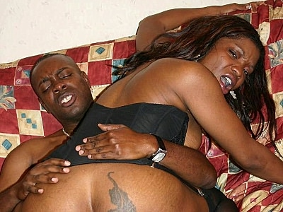 Anally drilled black brandi coxxx. Horny babe Brandi Coxxx has her plump round butt have sexual intercourse heavy in this hot ebony porn. Want more Click here now!