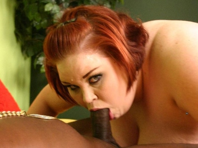 Interracial fatty have sex. Lusty big babe Candace Cane lets a black hunk suc on her huge tits and have sex her juicy cunt. Craving for more Enter here!