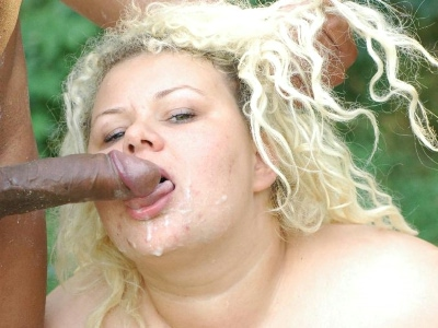Interracial outdoor bbw fuck.   . Craving for more Enter here!