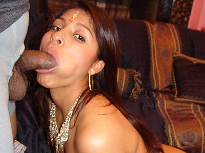 Dick pumping indian mehla. Sweet Indian Mehla gobbles up a huge cock before she pumps it full into her snatch. Click here for more photos!