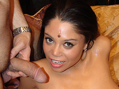 Tit jizzed indian carde. Horny Indian Carde squeezes her massive breasts together for a cumshot shower. Check it out for more preview pictures!