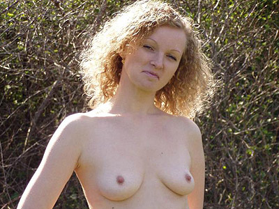 Nice amateur outdoor striptease. Sweet amateur pornstar bares it all outdoors and show off her sunkissed fleshy bottom. Click here to view this gallery.