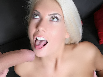 Blonde amateur gets dirty. Blonde amateur Ruby Knox does a seductive striptease and later rides a cock like a lusty cowgirl. Click here for the gallery.