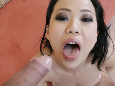 Nasty asian facial. Lovely Asian Niya Yu hikes up her delicate pink skirt and gets her delicate vagina plowed and her face glazed. Download the free photos now!