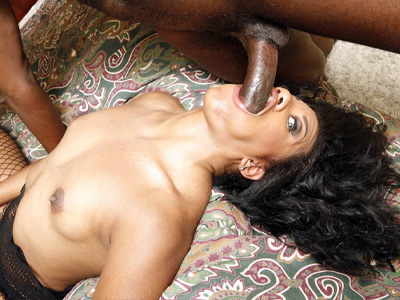 Ebony anal to mouth. Pornstar Stacey Cash flaunts her phat ebony anal then goes to work give suck and fucking. Click here to view this gallery.