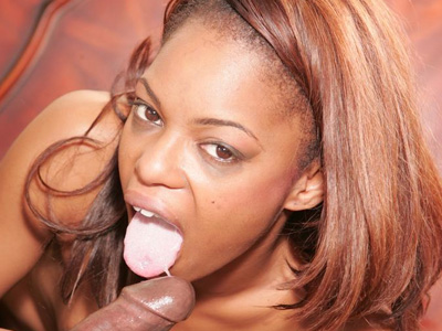 Black Cuties : black Marie Luv Anal!
