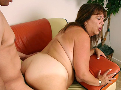 Hot BBW Mercy unleashes her bra busting knockers while giving off an awesome ...