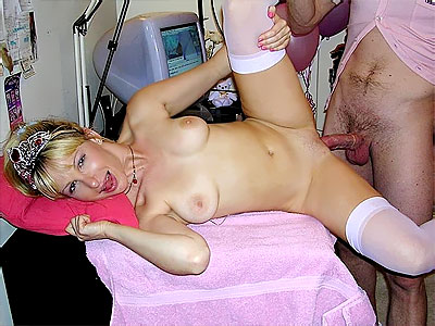 Great penish facial. Blonde hottie gets rid of her clothes to work a considerable cock with her mouth and gets nasty facial. Craving for more Enter here!