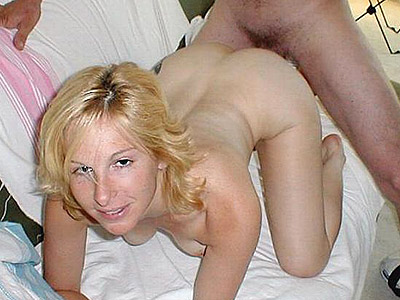 Huge cock drilling. Blonde pornstar groping a voluminous penish before making it disappear into her tight pussy slit. Check it out for more preview pictures!
