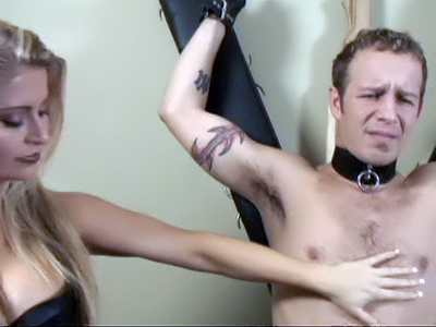 Webcam Strip : domination Torturing Live!