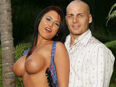 Eva angelina large tits in thongs. Enjoy watching Eva Angelina undress slowly in front of the camera exposing her big tits. Click here for the gallery.