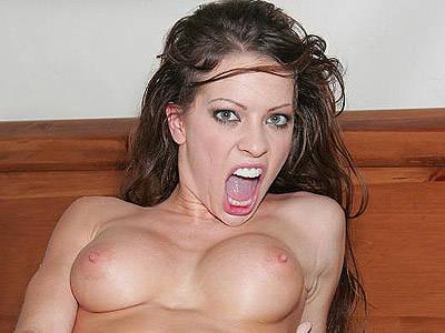 Busty vanessa dp drilling. Horny Vanessa Lane strips off outside to show off her large boob and take DP stuffing. Click here for the gallery.