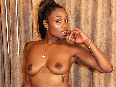 Kara kane ebony cum glazing. Hot ebony Kara Kane humping a penish with her pussy and takes cumshot glazing in her booty. Click here to see the photos.