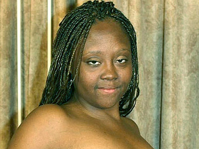 Heavy anally ebony hyphy. Hot curvy ebony Hyphy posing naked in front of the camera to show off her heavy booty. Click here for more photos!