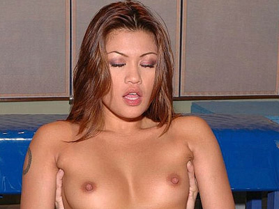 Busty asian charmane star rammed. Lustful Asian with considerable natural tits Charmane Star humping her vagina on top of a considerable stiff cock. Craving for more Enter here!