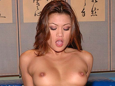 Busty asian charmane star. Lusty Charmane Star showing off her considerable perky boobs and took heavy dick pounding in her cooze. Click here to see the photos.