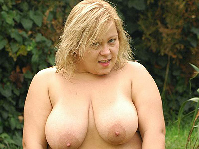 Bbw helga heavy have sexual intercourse outdoors. Dick hungry BBW Helga uses her big breasts to seduce a guy into have sex her outdoors. Click here to view this gallery.