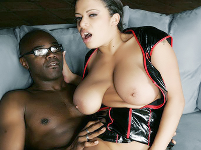 Lustful black lady. Ebony lady Alexis Silver flaunts her huge titties and wet cunt and gets herself showered with cum. Click here to view this gallery.