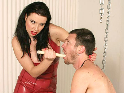 Domme anastasia hot wax dripping. Libidinous mistress in red Anastasia Pierce punishes her submissive male partner with hot wax dripping. Check out for more high-res photos of this gallery!
