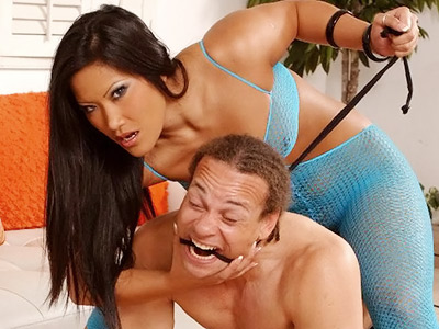 Mistress christina malesub whipping.   Asian domme Christina Aguchi inflicts pain to her insolent malesub with her whip. Want more Click here now!