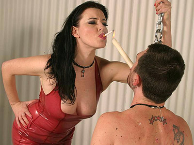 Femdom anastasia wax dripping. Libidinous domme mistress Anastasia Pierce inflicts serious pain by dripping hot wax. Click here for more pictures.