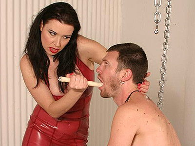Mistress anastasia hot wax dripping. Excited mistress Anastasia Pierce inflicts red hot torture by dripping hot wax all over her malesub. Want more Click here now!