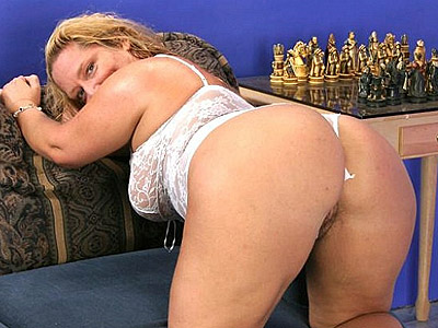 Melenka thick bush banging. Blonde vixen Melenka playing with her thick bushed muff while riding a voluminous stiff cock. Click here to view this gallery.