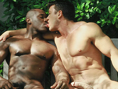 Muscle Interracial Gay