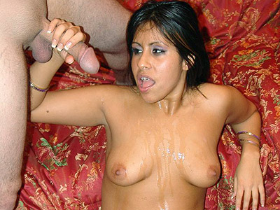 Rani indian threesome pounding. Petite Indian babe Rani swallowing a meaty penish while taking another one in her cooze. Check it out for more preview pictures!