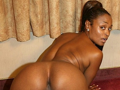 Booty glazed ebony. Appealing ebony model acting nice and gets her tight bottom dicked and booty cheeks glazed with cum. Click here to view this gallery.