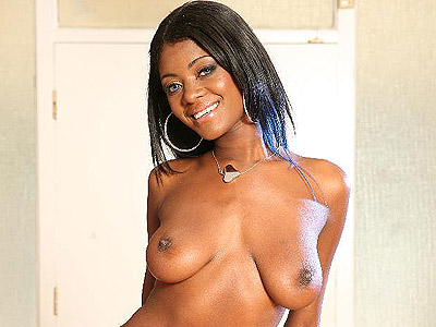 Elegant plugged ebony lady armani. Ebony chick Lady Armani has her mouth filled with a huge penish before she gets plugged hard. Click here for more pictures.