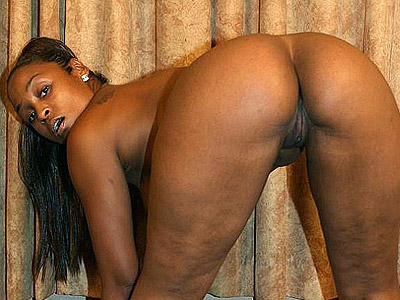 Creamed ebony kara kane. Horny ebony Kara Kane sticks out her anus for a make love before having her ass cheek creamed. Click here for the gallery.
