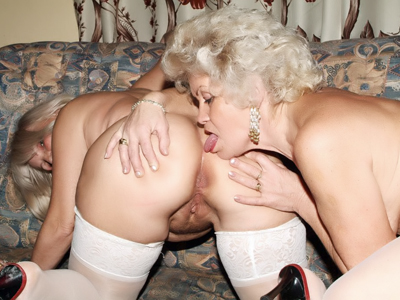 Exciting older lesbians. Naughty matures Steph And Julianna entertaining their curiosity for raunchy lesbian sex. Download the free photos now!