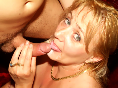 Old fatty eve nailed. Horny mature Eve guzzling down a penish before she gets down on all fours and took it in her cunt. Click here to view this gallery.