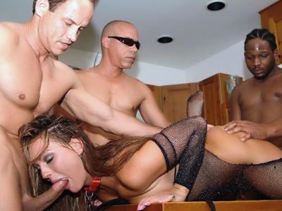 Pornstar venus raw gang bang. Euro pornstar Venus gets nasty and joins a group of studs in a rough and nasty gang bang. Click here for more photos!