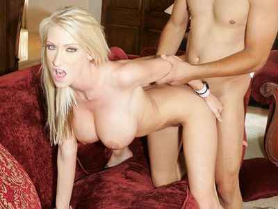 Porn cumshot shower. Blondie pornstar Nadia Hilton gets showered with jizz as she goes for hardcore make love in this photo set. Download the free photos now!